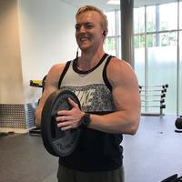 Erik Grlj personal fitness trainer