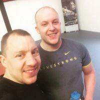 Craig personal trainer
