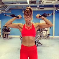 Zsofia Janity personal trainer