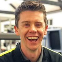 Adam Berry personal trainer