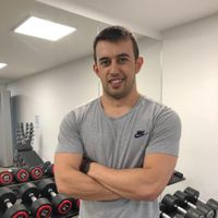 Danny Bromley personal fitness trainer