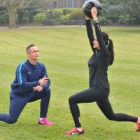 Adrian Woolmer personal fitness trainer