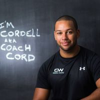 Cordell Wilson personal fitness trainer