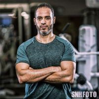 Mehdi Bensaid personal fitness trainer