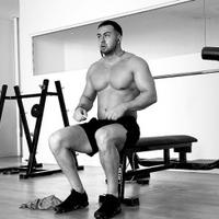 Dan Stevens personal fitness trainer
