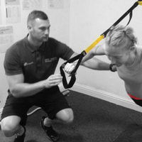 Adam Crompton personal trainer