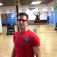 James Tilley personal fitness trainer
