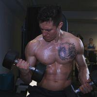 Alvaro Jose Guzman personal fitness trainer