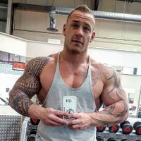 Marc Gavrovski personal fitness trainer