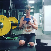 Thomas Watt personal fitness trainer
