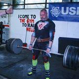 Paul Joseph personal trainer in London