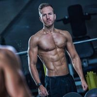 Nathan Rawlings personal fitness trainer