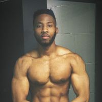 Keanu Campbell personal fitness trainer