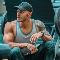 Samuel Brown Abreu personal trainer