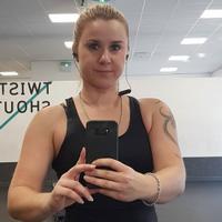 Alicja Gbor personal fitness trainer