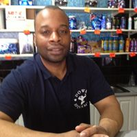 Anthony Dowe personal trainer
