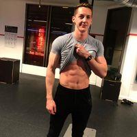Derek Bradley personal fitness trainer