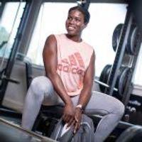 Funmi Olatoye personal trainer