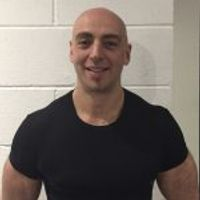 Christos Christodoulou personal fitness trainer