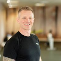 Simon Long personal trainer