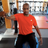 Anton Cooke personal fitness trainer