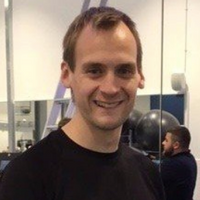 Louis Olrog personal fitness trainer