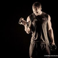 Tom Hibbert personal fitness trainer
