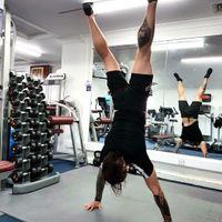 Sam Rickman personal trainer