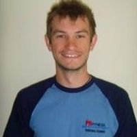 Peter Bradley personal fitness trainer