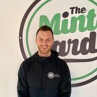 Elliot Chudleigh personal fitness trainer