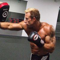 Rob Jackson personal trainer