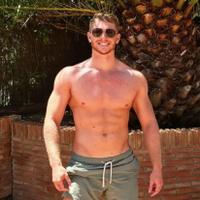 Aidan Burr personal trainer