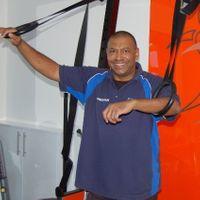 Sylvan Naidoo personal trainer