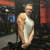 Harley Elliott personal trainer in Woodpath