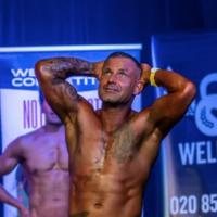 James Fletcher personal fitness trainer