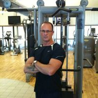 Steve Parry personal fitness trainer