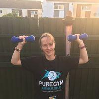 Chloe Foss personal trainer