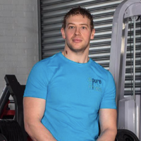 Steve Birch personal fitness trainer