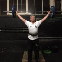 David Mannion personal trainer