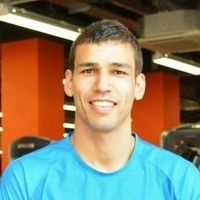 Lewis Chaudhuri personal fitness trainer