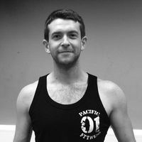 Adrian Gallagher personal trainer