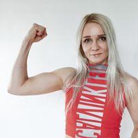 Natalia Filipenko personal fitness trainer