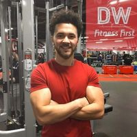 Isaac Douglas personal fitness trainer