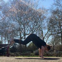 Vaida Rainyte personal fitness trainer